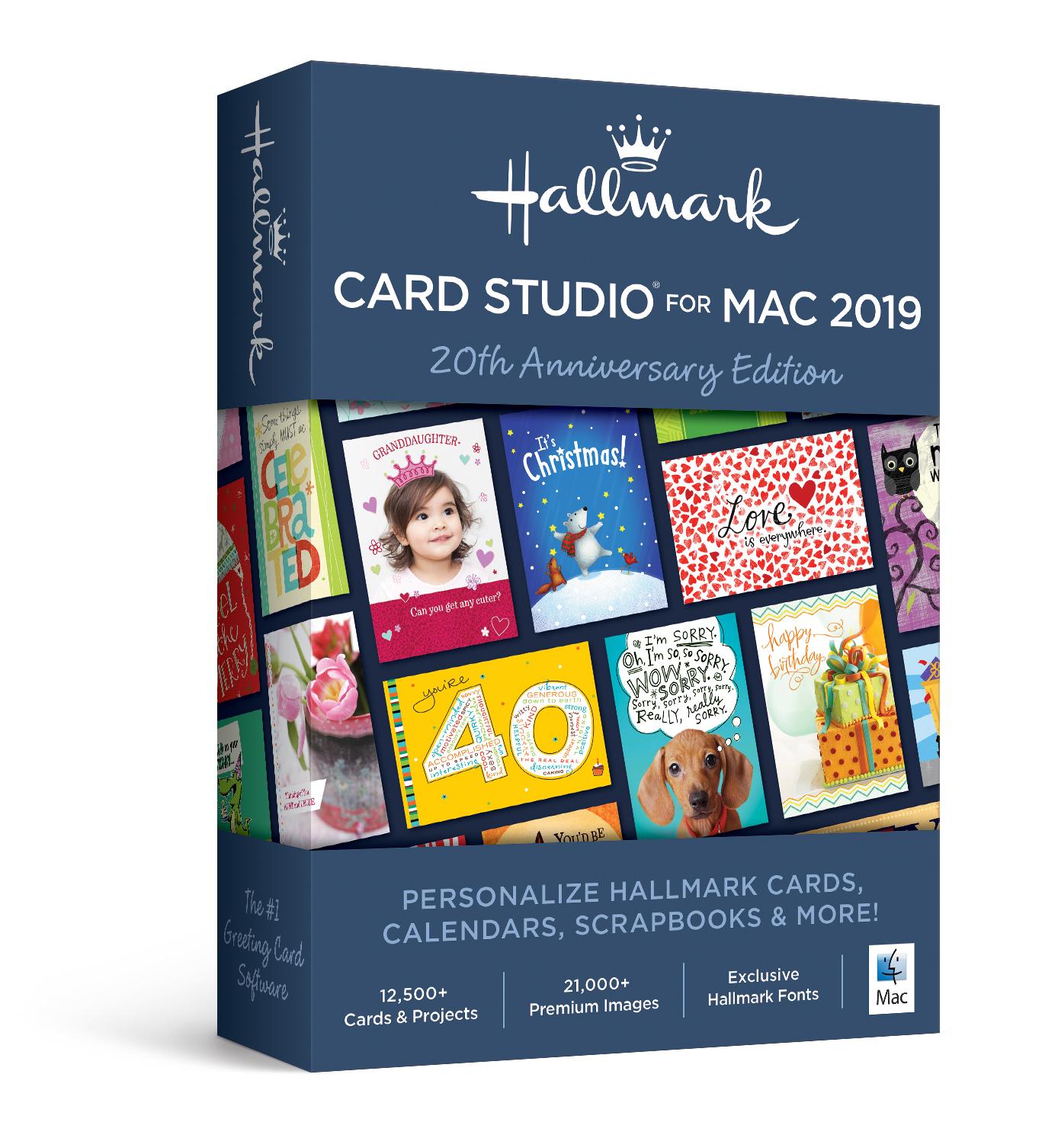 Card studio for mac