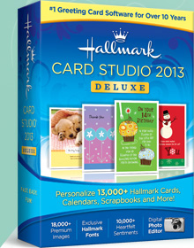 Hallmark card studio deluxe 2013 greeting card software card hallmark card studio 2013 deluxe m4hsunfo