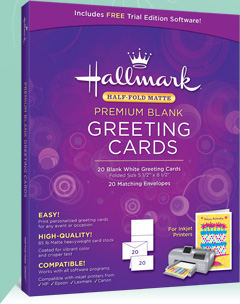 Hallmark card studio 2014 deluxe greeting card software hallmark premium blank greeting cards m4hsunfo