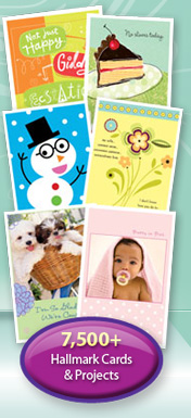 Hallmark Card Studio for Mac - The #1 Greeting Card Software