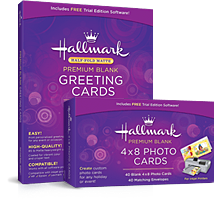 Hallmark software greeting card software card making software create personalized hallmark greeting cards and more reheart Images