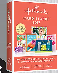 Hallmark card studio 2017 hallmark card studio 2017 lets create together m4hsunfo