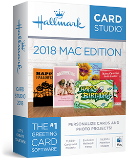 Hallmark card studio 2018 for mac the 1 greeting card software m4hsunfo