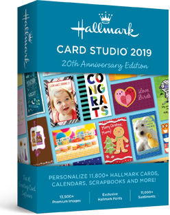 Hallmark software greeting card software card making software hallmark card studio 2019 m4hsunfo