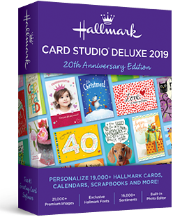 Hallmark software greeting card software card making software hallmark card studio 2019 hallmark card studio 2019 deluxe m4hsunfo
