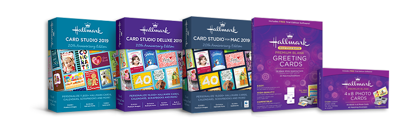Hallmark card studio support page greeting card software card place an order m4hsunfo