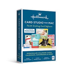 Hallmark Card Studio Deluxe 2021 For Mac