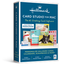 Hallmark Card Studio for Mac