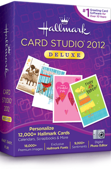 Hallmark card studio deluxe 2012 greeting card software card hallmark card studio 2012 deluxe m4hsunfo